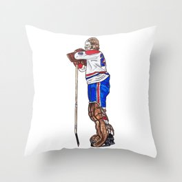 Dryden - The Pose Throw Pillow