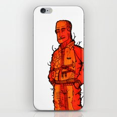 Couldn't be Bothered  iPhone & iPod Skin