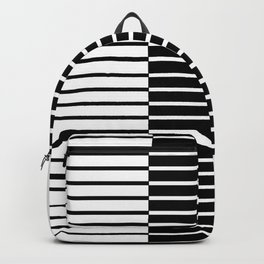 Zebras Play Piano Duet Backpack