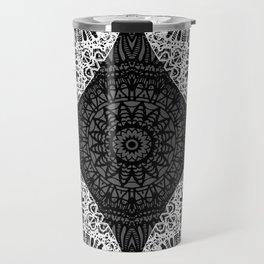 Mandala Mehndi Style G474 Travel Mug