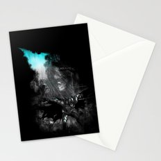 The Flight of the Knight Stationery Cards