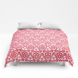 Pattern design background wallpaper seamless Comforters
