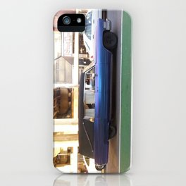 Hearse iPhone Case