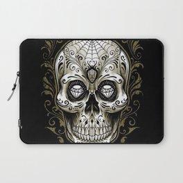 Sugar Skull - Laptop Sleeve