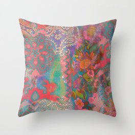Tracy Porter / Poetic Wanderlust: Good Vibes Only Throw Pillow