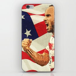 Landon Donovan iPhone Skin