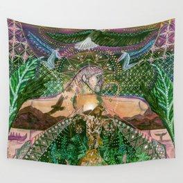 Aya Dreamer Wall Tapestry