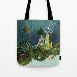 Wonderful mermaid Tote Bag