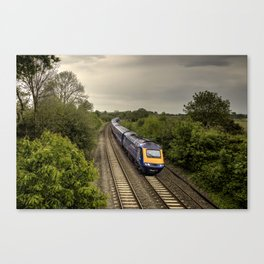 Willand HST  Canvas Print