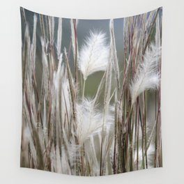 Feathery Field Wall Tapestry