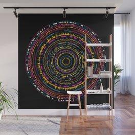 genome mosaic 5-1 Wall Mural
