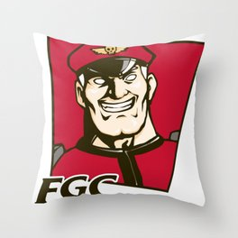 FGC Tuesday Special Throw Pillow