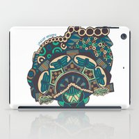glass iPad Cases featuring Glass by J. Fuller