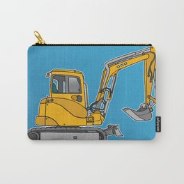 Digger excavators dredger Carry-All Pouch