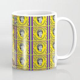Bwilly Bwightt's Circus  Big Dirty Cat Coffee Mug