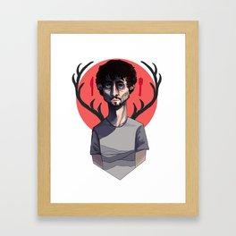 Will Graham Framed Art Print
