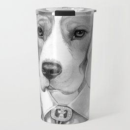 Eagle Beagle Travel Mug