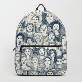 WOMEN OF THE WORLD BLUE Backpack