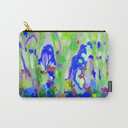 Abstraction of light Carry-All Pouch