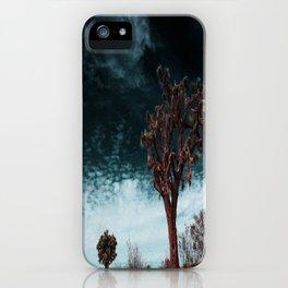 Joshua Tree Madness iPhone Case