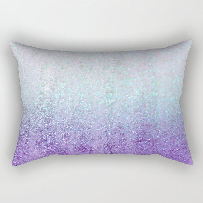 Summer Rain Dreams Rectangular Pillow