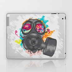 Not Over Yet Laptop & iPad Skin