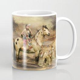 Indian Spirit Coffee Mug