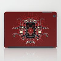 sound iPad Cases featuring Sound by Carly Curgenven
