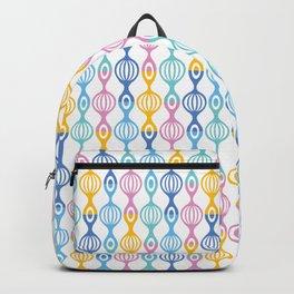Beadstrung Pattern Backpack
