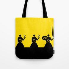 WTF? Peluqueria! Tote Bag