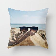 Perfect Summer Throw Pillow