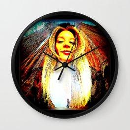 Marvelous Jelena 01 Wall Clock