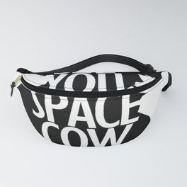 Cowbow Bebop - See You Space Cowboy 2 Fanny Pack