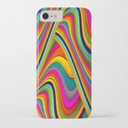 Acid iPhone Case