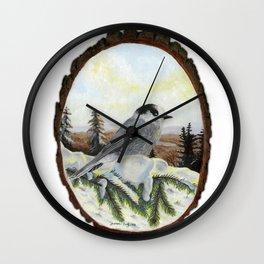 Whiskey Jack Wall Clock