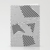 games Stationery Cards featuring Beach Games by Tyler Spangler