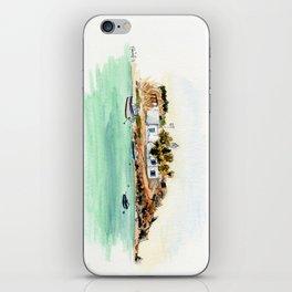 Naxos iPhone Skin