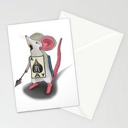 Ace Mouse Stationery Cards