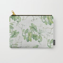 Floating Peas Carry-All Pouch