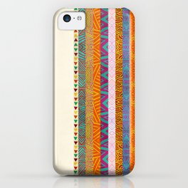 Tribal Stripes iPhone Case