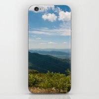 skyline iPhone & iPod Skins featuring Skyline  by Ashley Hirst Photography