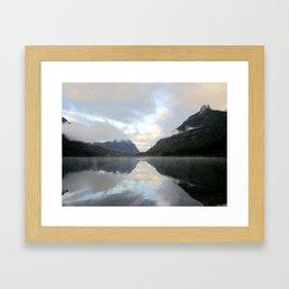 Upper Kintla Framed Art Print