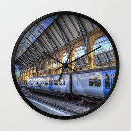 Kings Cross Station London Wall Clock