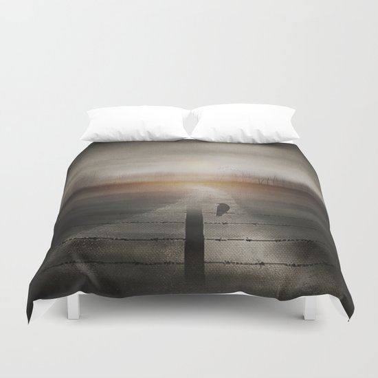 The Other side Duvet Cover