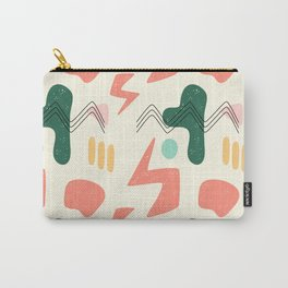 Hand Drawn Abstract pattern 4 Carry-All Pouch