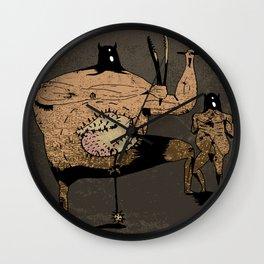 curmudgeon Wall Clock