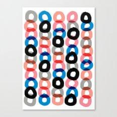 Polo chain Canvas Print