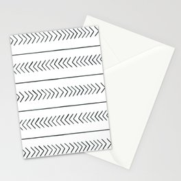 Arrows & Lines Stationery Cards