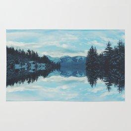 British Columbia Reflections Rug
