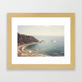 Peaceful Places, My Serenity. Framed Art Print